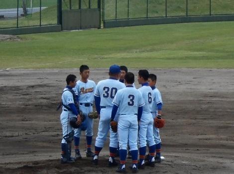 第41回日本リトルシニア野球選手権東北大会1回戦